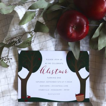 Alistair's Apple Orchard