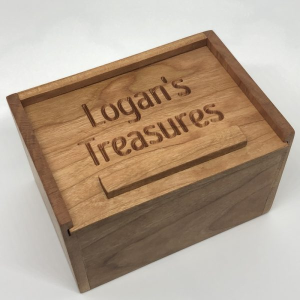Treasure Box - Cherry